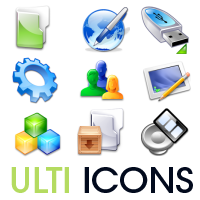 Ulti Icons